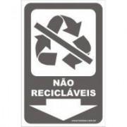 Não Recicláveis