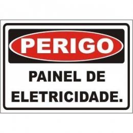 Painel de eletricidade
