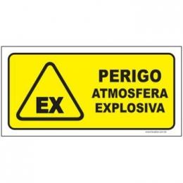 Perigo atmosfera explosiva