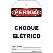 Perigo - Choque elétrico