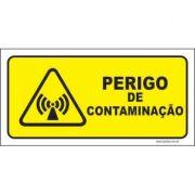 Perigo de contaminação