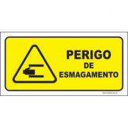 Perigo de esmagamento