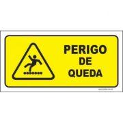 Perigo de queda