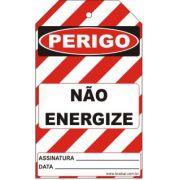 Perigo especial - Não energize