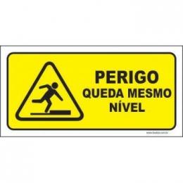 Perigo - Queda Mesmo Nível