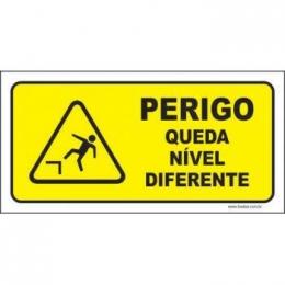 Perigo queda nível diferente