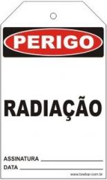 Perigo - Radiação