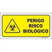Perigo risco biológico