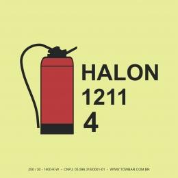 Extintor de Incêndio Portátil (Portable Fire Extinguisher)