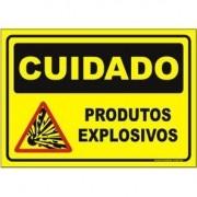 Produtos explosivos