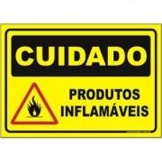 Produtos inflamáveis