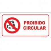 Proibido circular