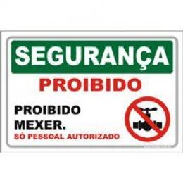 Proibido Mexer