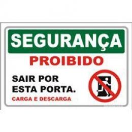 Proibido Sair por Esta Porta
