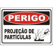 Projeção de partículas