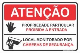 Propriedade Particular, Proibida a Entrada