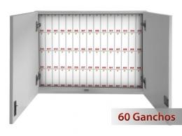 Quadro claviculário para 60 chaves