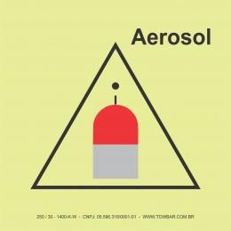 Estação Remota de Lançamento Aerosol (Remote release station aerosol)