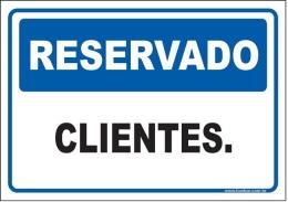 Reservado clientes