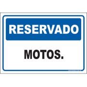 Reservado motos