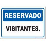 Reservado visitantes