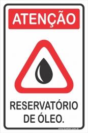 Reservatório de Óleo