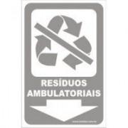 Resíduos Ambulatoriais
