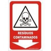 Resíduos Contaminados
