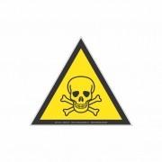 Risco de exposição de produtos tóxicos