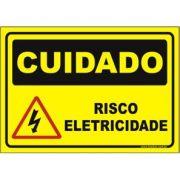 Risco eletricidade