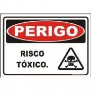 Risco tóxico