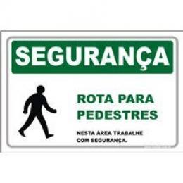 Rota para Pedestres