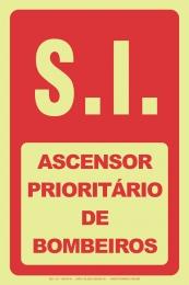 S.I. Ascensor Prioritário de Bombeiros