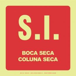 S.I. Boca Seca - Coluna Seca