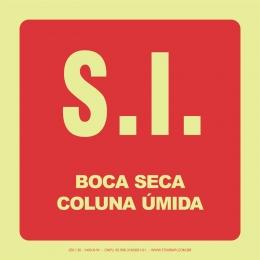 S.I. Boca Seca - Coluna Úmida