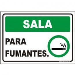 Sala para fumantes