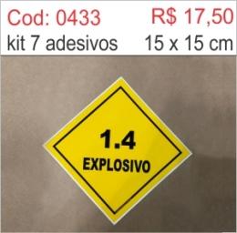 Saldão - Adesivo Explosivo