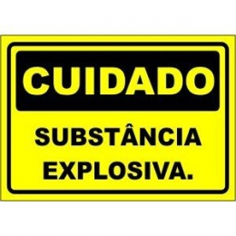 Substância Explosiva