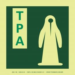 Auxiliar de proteção térmica (Thermal Protective Aid - TPA)