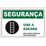 Use a escada