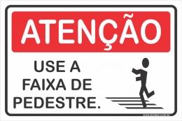 Use a Faixa de Pedestre
