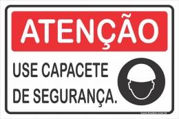 Use Capacete de Segurança.