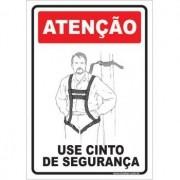 Use Cinto de Segurança