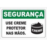 Use creme protetor nas mãos
