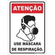 Use Máscara de Respiração.