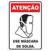 Use Máscara de Solda.