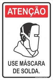 Use Máscara de Solda.