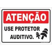 Use Protetor Auditivo