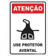 Use Protetor Avental