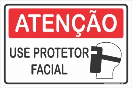 Use Protetor Facial